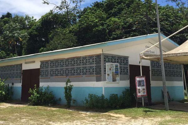 L'église de Soula à Macouria