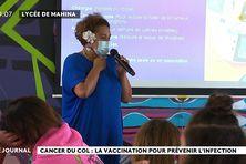 La vaccination contre le papillomavirus prévient les cancers du col de l'utérus