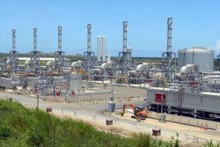 Usine de production de gaz naturel liquéfié à Port-Moresby. (Photo : archives 2014) (Credit: AAP)