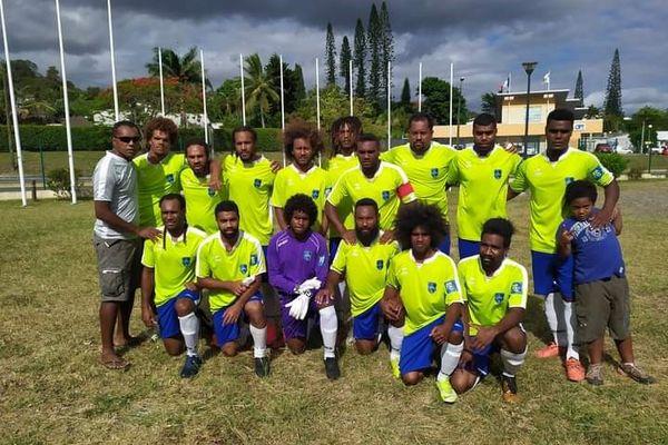 Super ligue 2021 : Dumbéa FC