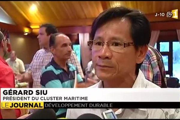 Création à Tahiti du 5e cluster maritime des outremers