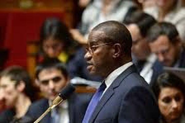 Max Mathiasin, Député de la Guadeloupe