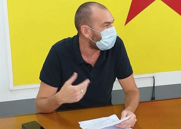 Philippe Bouba du MSG