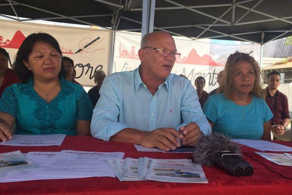 Municipales : Eddie Lecourieux présente sa candidature, 31 janvier 2020