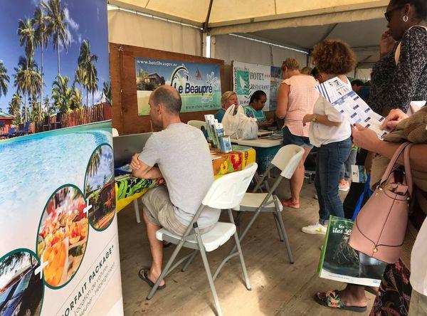 Premier salon Idîles pour le tourisme aux Loyauté, Nouméa, 29 août 2020