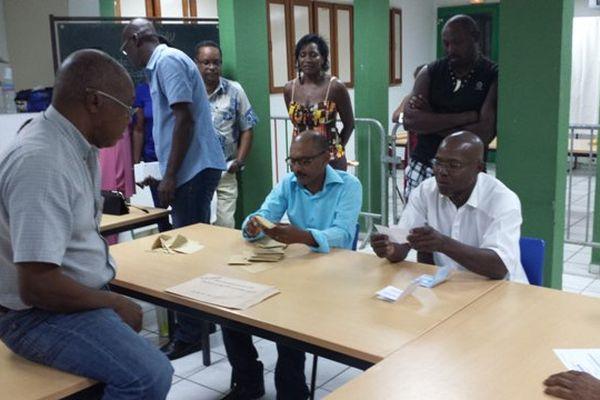 élections départementales à Sainte Rose