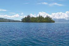 Il est situé dans la comme de Mataiea.