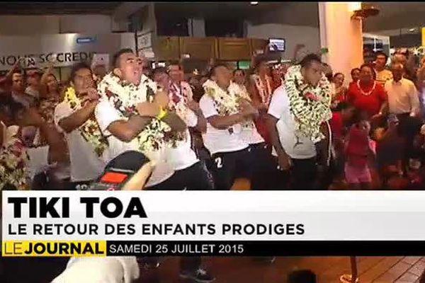 Tiki Toa : le retour des enfants prodiges