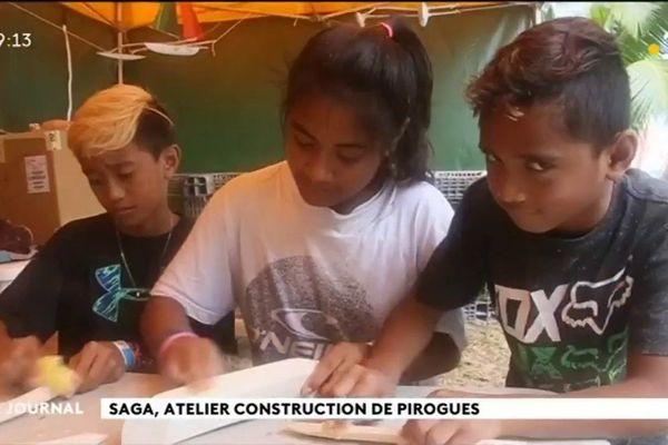 Saga à Bora bora : quand les enfants redécouvrent les 'aumoa