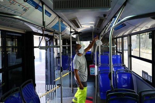 Le port du masque est désormais obligatoire dans les bus.