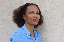 La romancière haïtienne Yanick Lahens.