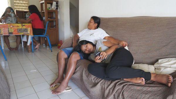 Une escale à Cayenne pour la rentrée des classes