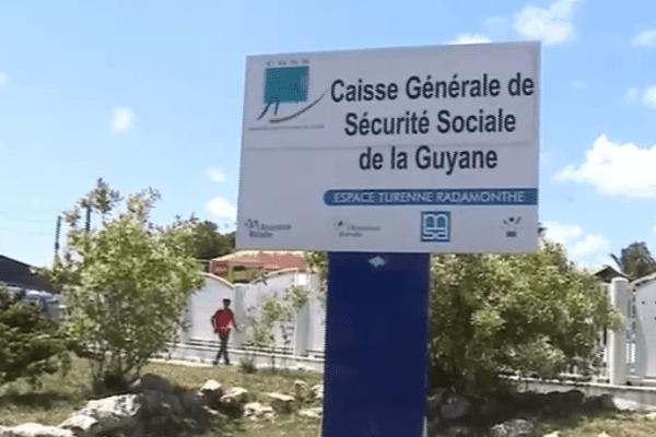 CGSS Guyane