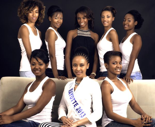 Miss Mayotte 2014.