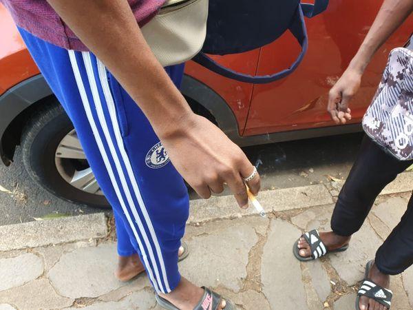 Les jeunes et la cigarette