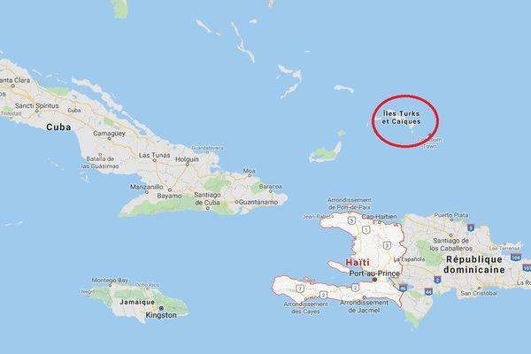 Carte Haïti