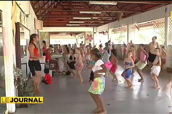 Heiva : Aratoa, école de danse de la mixité
