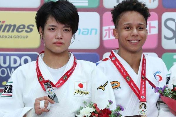 Médaille d'or pour Amandine Buchard