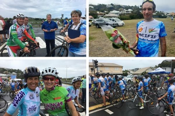 Cyclo Tour et Au Tour d'elles 2020