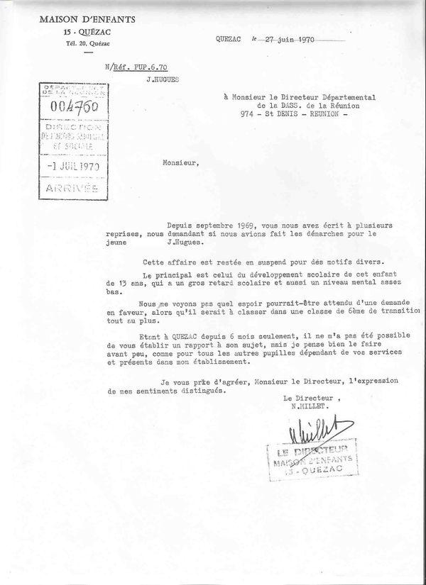 Le destin brisé de Jean-Hugues, Réunionnais de la Creuse, mort en 2013