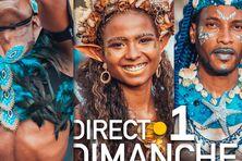 De radieuses images du carnaval de la Martinique (2020).