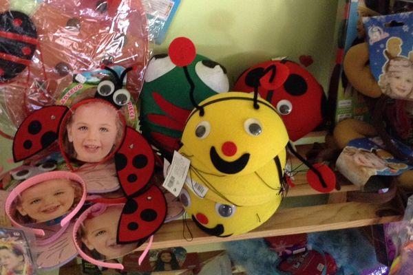 Les costumes de carnaval 2015 pour les enfants