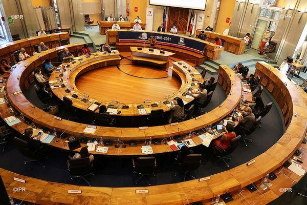 Département palais de la source hémicycle