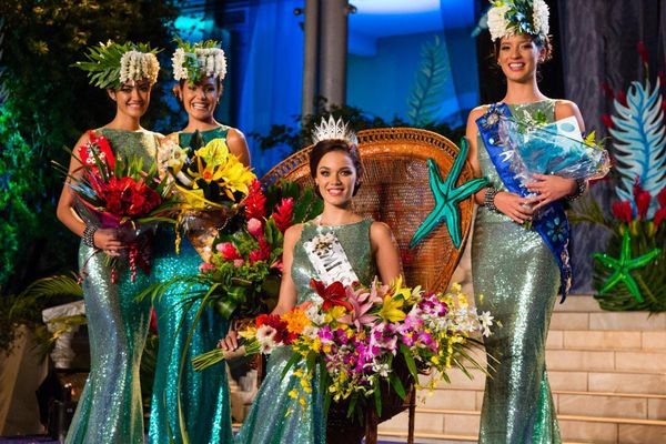 Miss Tahiti en Nouvelle-Calédonie