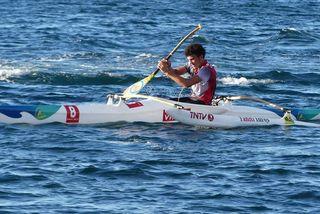 Paul Mainguet réalise un exploit aux Mondiaux marathon de Tahiti : l'argent en V1 junior.