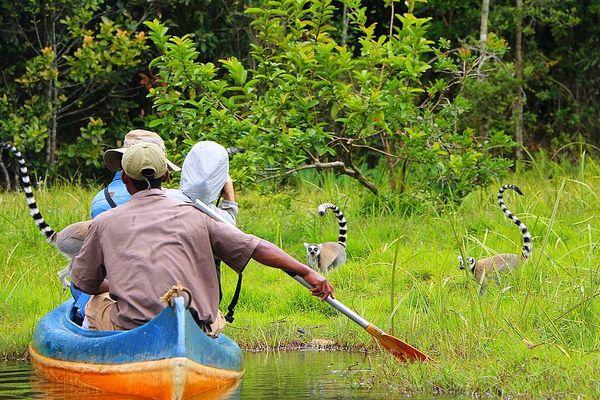 Tourisme à Madagascar