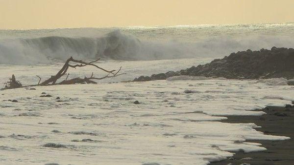 Littoral risque de submersion marine