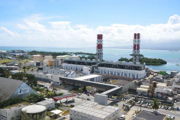 Centrale EDF Guadeloupe