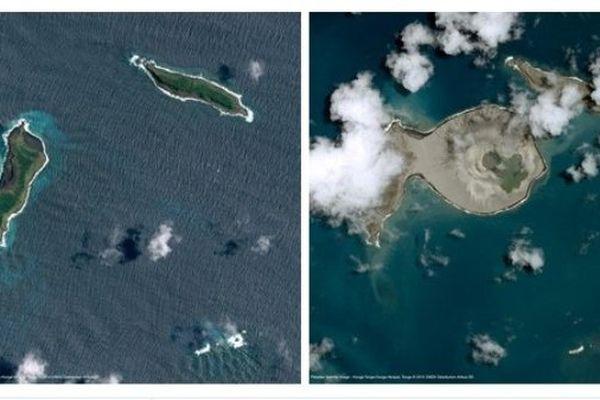 CNES ile Tonga