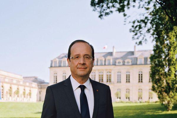 Portrait François Hollande
