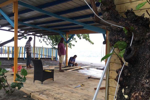 travailleurs de cyclone