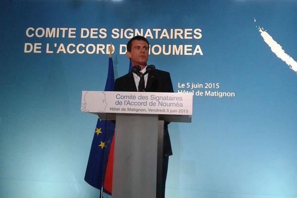 Valls Comité des signataires