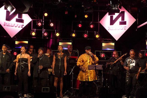L'orchestre des Blues Stars
