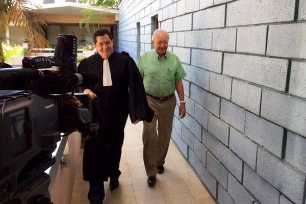 L'affaire Haddad-Flosse renvoyée au 26 janvier
