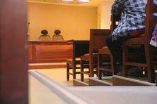 Au tribunal correctionnel de Nouméa, mardi 25 mai.