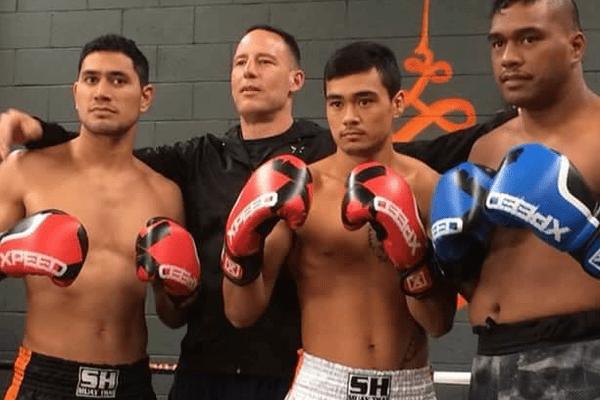 Boxe thaï : des Tahitiens à la conquête de la Knee of Fury/Australie