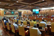 Les conseillers territoriaux ont voté le budget primitif 2021 à la majorité