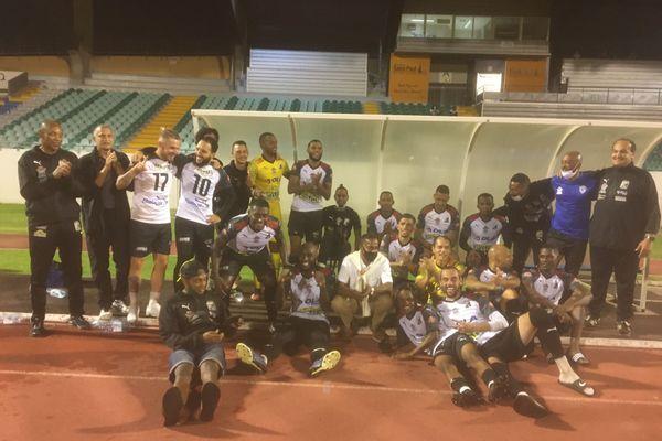 Victoire de la Saint-Pierroise en finale régionale de coupe de france