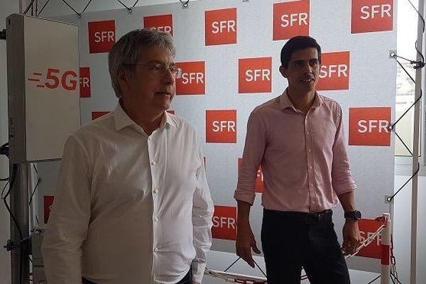 Le déploiement commercial de la 5G à La Réunion est prévu à l'horizon 2020-2021.