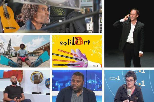 Solidart, paroles d'artistes