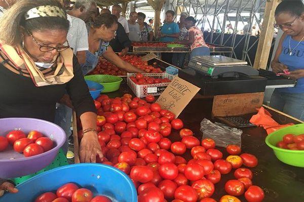 Foire à la tomate