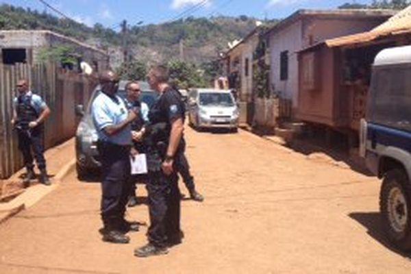 L'enquête est confiée à la section de recherche de la gendarmerie