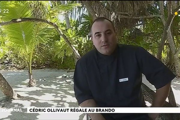 Rencontre avec Cédrik Ollivault, chef cuisinier du « Brando »