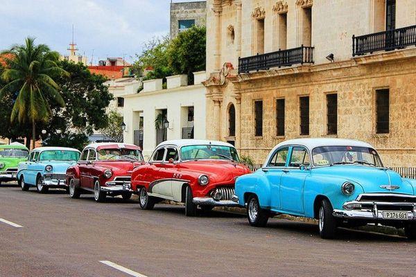 les américaines de Cuba