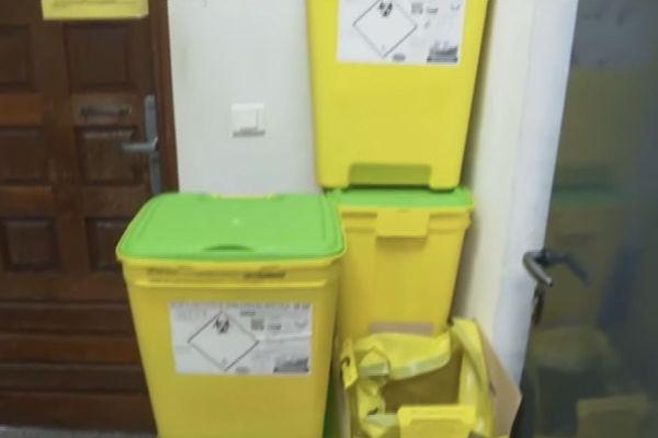 Santé : mieux traiter les déchets à risques infectieux