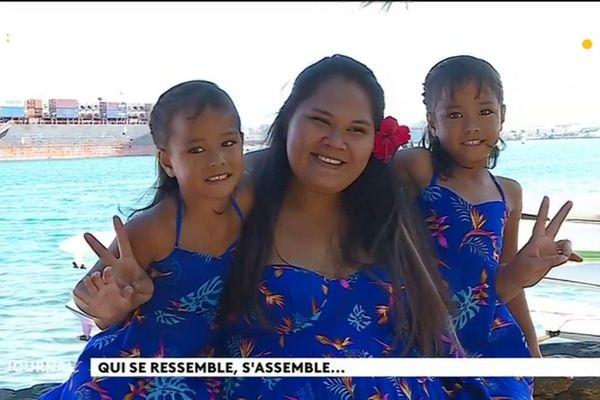 Les jumeaux rassemblés à Paofai